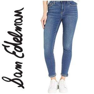 "NWT Sam Edelman ""Stiletto"" High Rise Skinny Jeans"